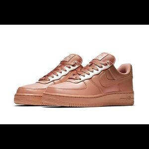 Women's Airforce 1 '07 Lux Rose Gold